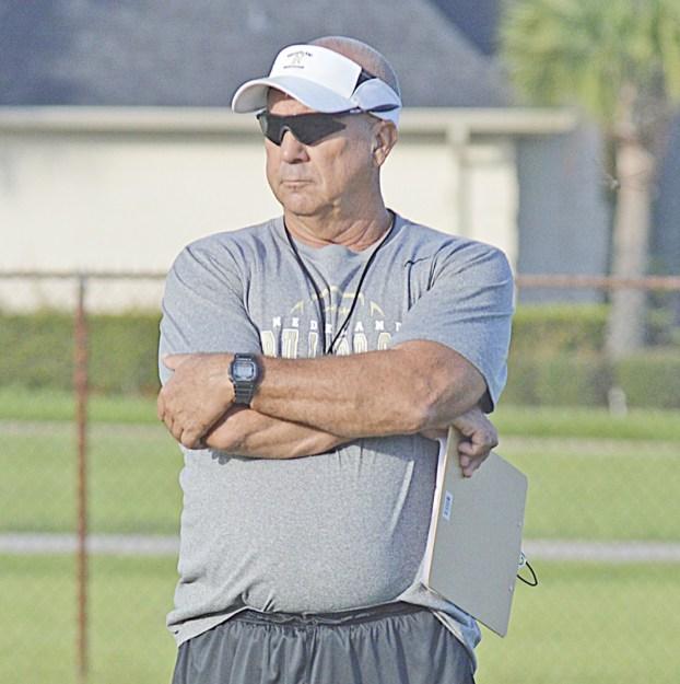 Coach Larry Wade Sweater: Neumann Retires After Great Run As Nederland Coach