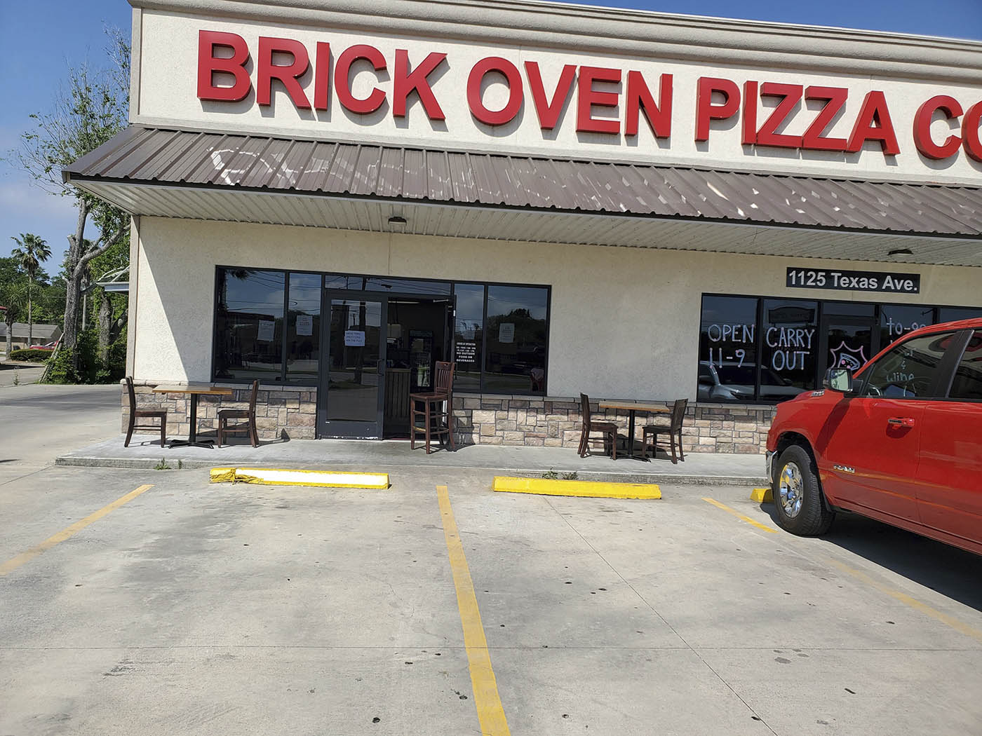 Brick Oven Pizza offers a tremendous variety to ignite ...